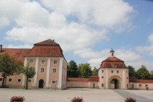 Torhaus Kloster Wiblingen