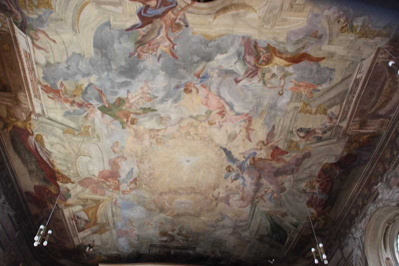 barocke-deckenmalerei