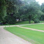 Lustgarten Wolfegg Weg