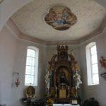 Apsis Kirche Herlazhofen