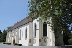 Kirche St Georg in Koenigeggwald