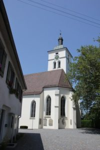 Kirchturm Koenigseggwald