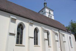 Lanhaus Kirche Koenigeggwald