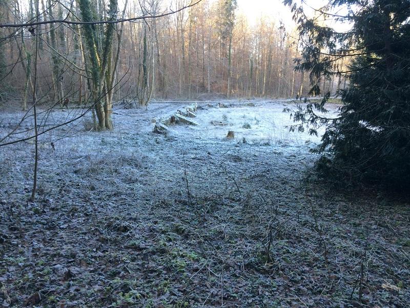 Ehemaliges Waldbad Baienfurt