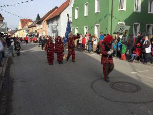 Fasnetsgruppe Engen in Kisslegg