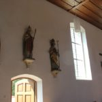 Barocke Kirchenfiguren Riedhausen