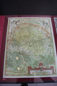 Karte von Schwaben Schwoerhaus Ulm