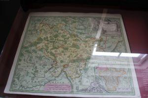 Karte von Ulm MIttelalter