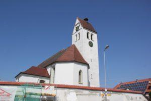 Kirche Riedhausen