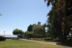 Schloss und Park Schloss Montfort Langenargen