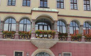 Schwoerbalkon Schwoerhaus Ulm