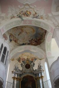 Altar Kirche Insel Mainau