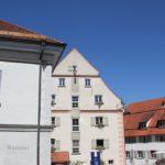 Buecherei und Altersheim Bad Waldsee Heilig-Geist-Spital