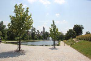 Groggensee Stadtpark Ehingen