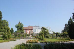 Schloss und Garten Insel Mainau