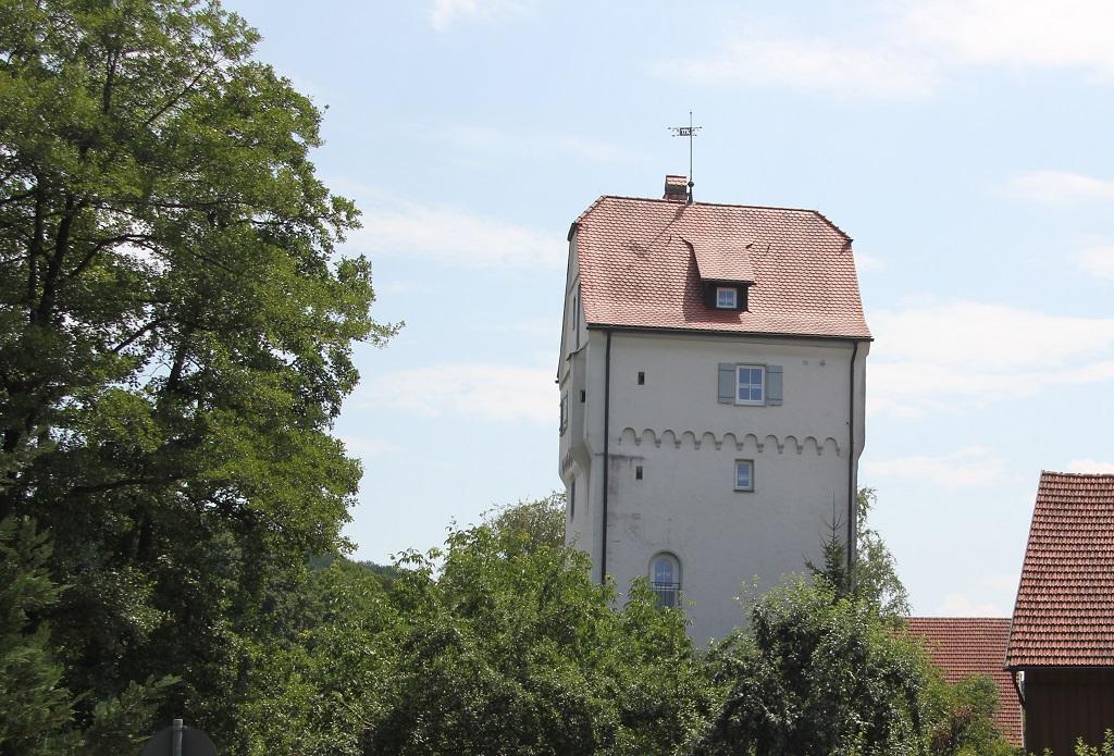 Burgturm Oflings Allgaeu