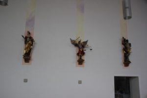 Figuren in St Johannes Ailingen