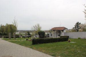Friedhof St Johannes Ailingen