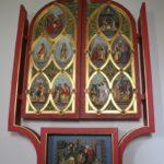 Gotisches Altarbild St Johannes Ailingen