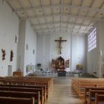 Hallenkirche St Johannes Ailingen