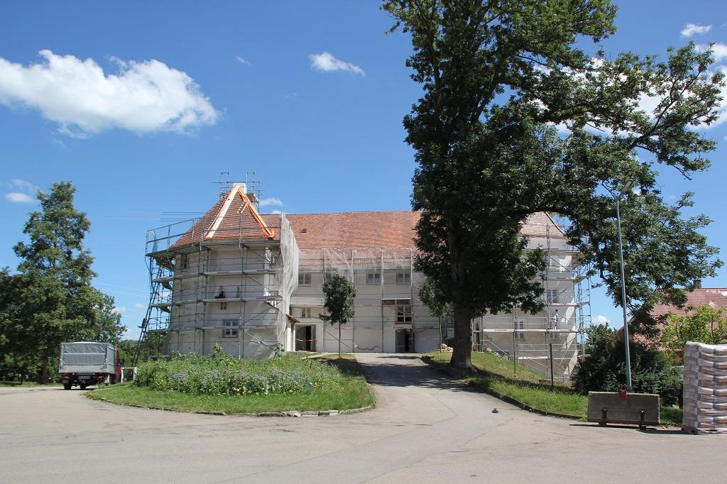 Haupthaus Bettenreute