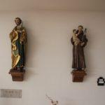 Heiligen Figuren Ailingen