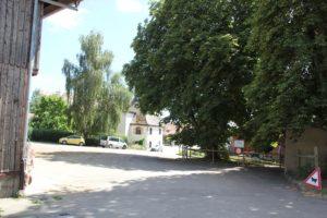 Hofeinfahrt Bettenreute