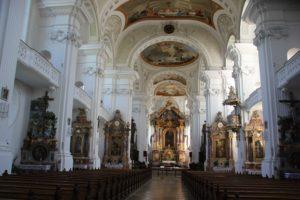 Kirche St Verena Rot an der Rot