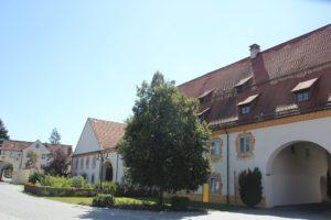 Klosteranlage Rot