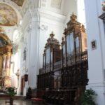 Rechter Chor St Verena Rot an der Rot