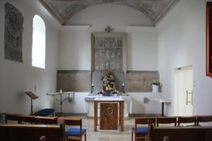 Rosenkranz-Kapelle St Johannes Ailingen
