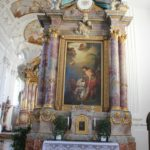 Seitenaltar Apsis St Verena Rot an der Rot