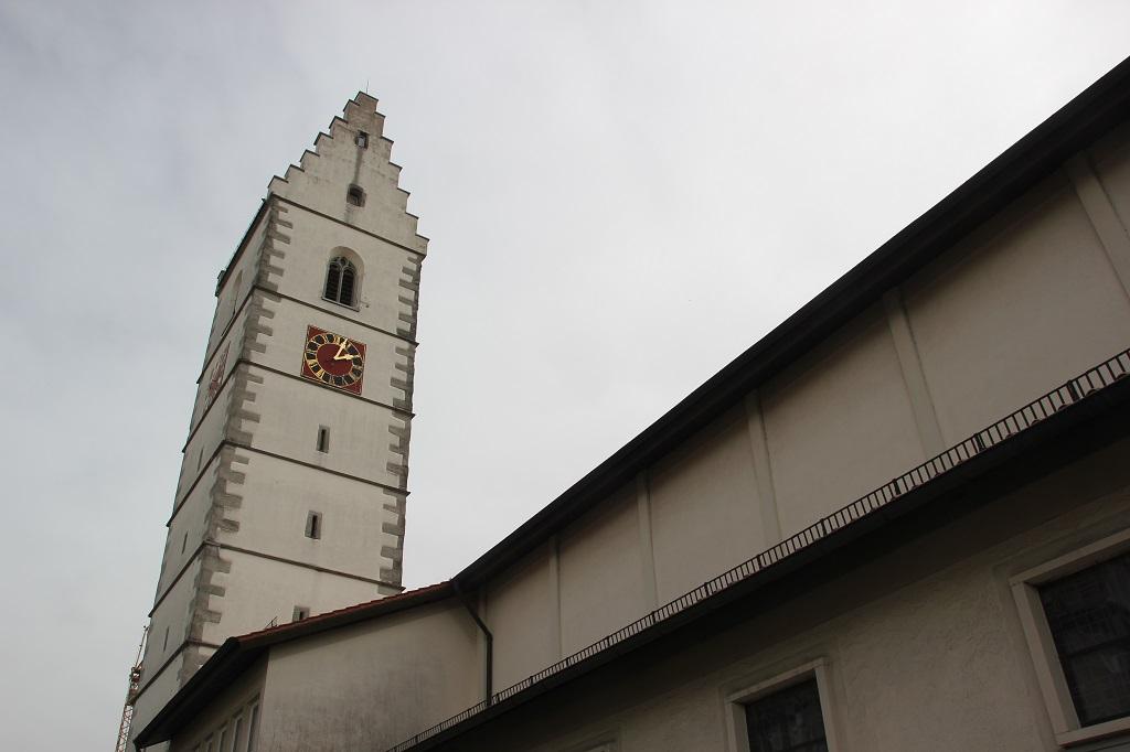 Turm St Johannes Ailingen