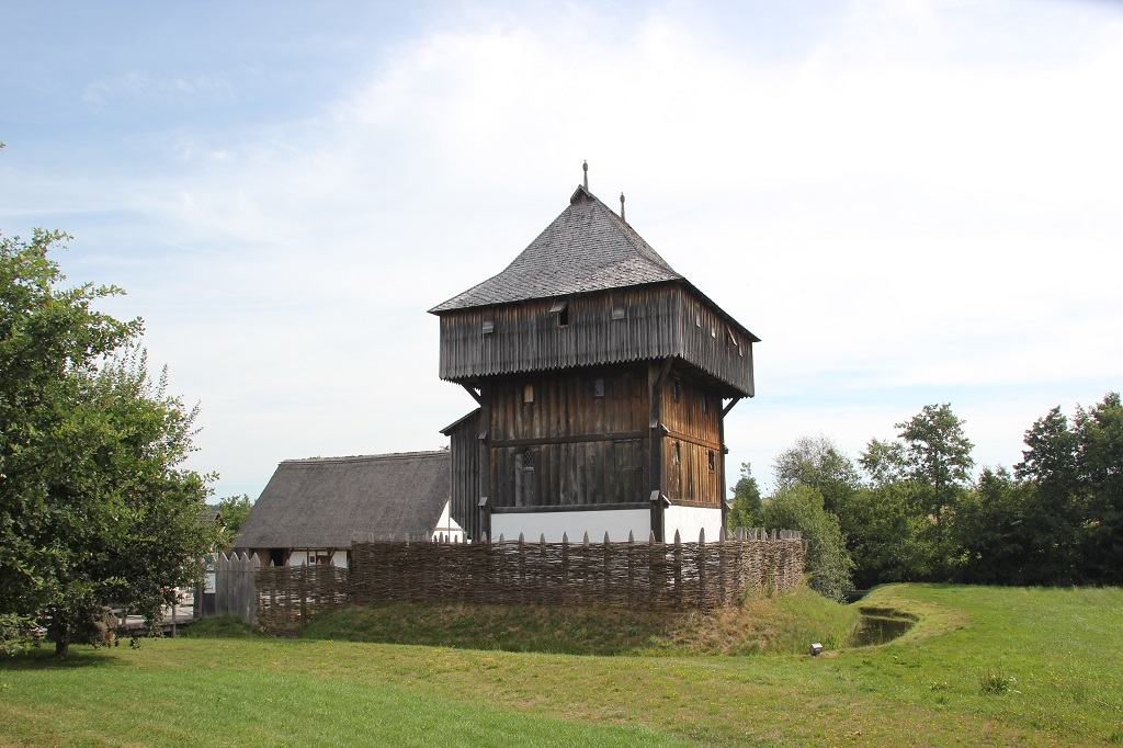 Bachritterburg Kanzach