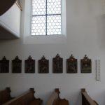 Bildtafeln St Blasius Attenweiler