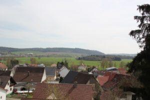 Blick von der Kapelle Degernau