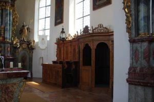 Chor St Blasius Attenweiler