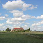 Felder um Kloster Kellenried