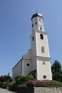 Turm St Blasius Attenweiler