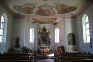 Barocke Apsis Winterstettenstadt
