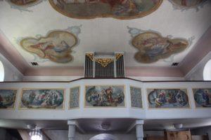 Orgel St Georg Winterstettenstadt