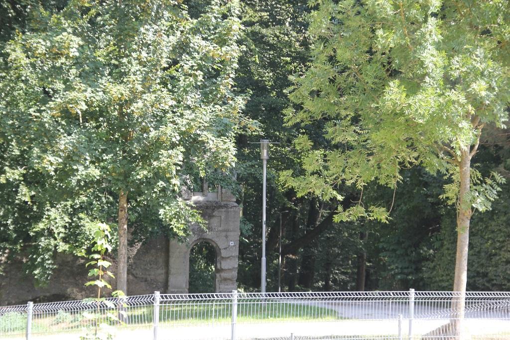 Alter Torborgen Schloss Grosslaupheim