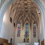 Apsis St Martin Leutkirch