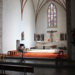 Apsisraum St Georg Riedlingen