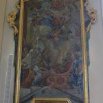 Barockes Bild St Simon u Judas Kirche Zussdorf