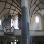 Empore St Martin Leutkirch