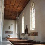 Fenster St Georg Riedlingen