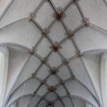 Gotisches Deckengewoelbe St Martin Leutkirch
