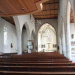 Innenraum St Georg Riedlingen