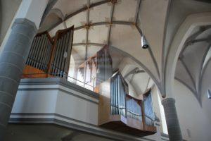 Orgel St Martin Leutkirch